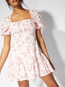 MinkPink Love Story Mini Dress