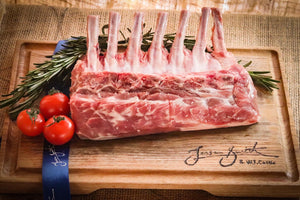 French Trimmed Rack of Cotswold Lamb