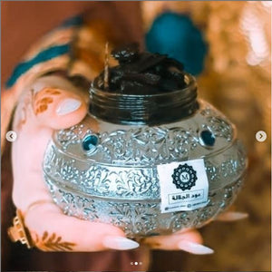 عود الجلالة incense - Dareena
