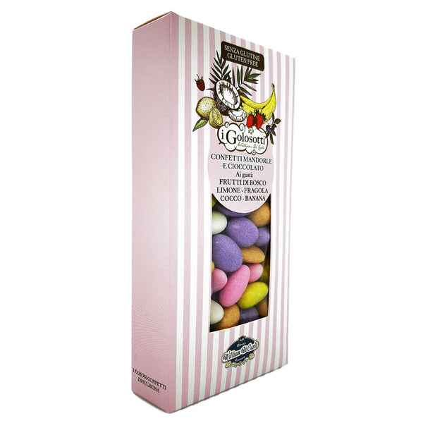Golosotti Colorati | Mix Frutta | 500g - I.R.C. William Di Carlo Srl