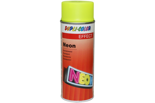Dupli color neon spray
