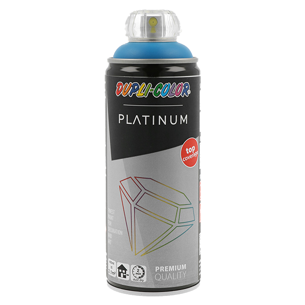 Platinum spray