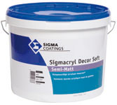 SIGMACRYL DECOR SOFT SEMI-MATT
