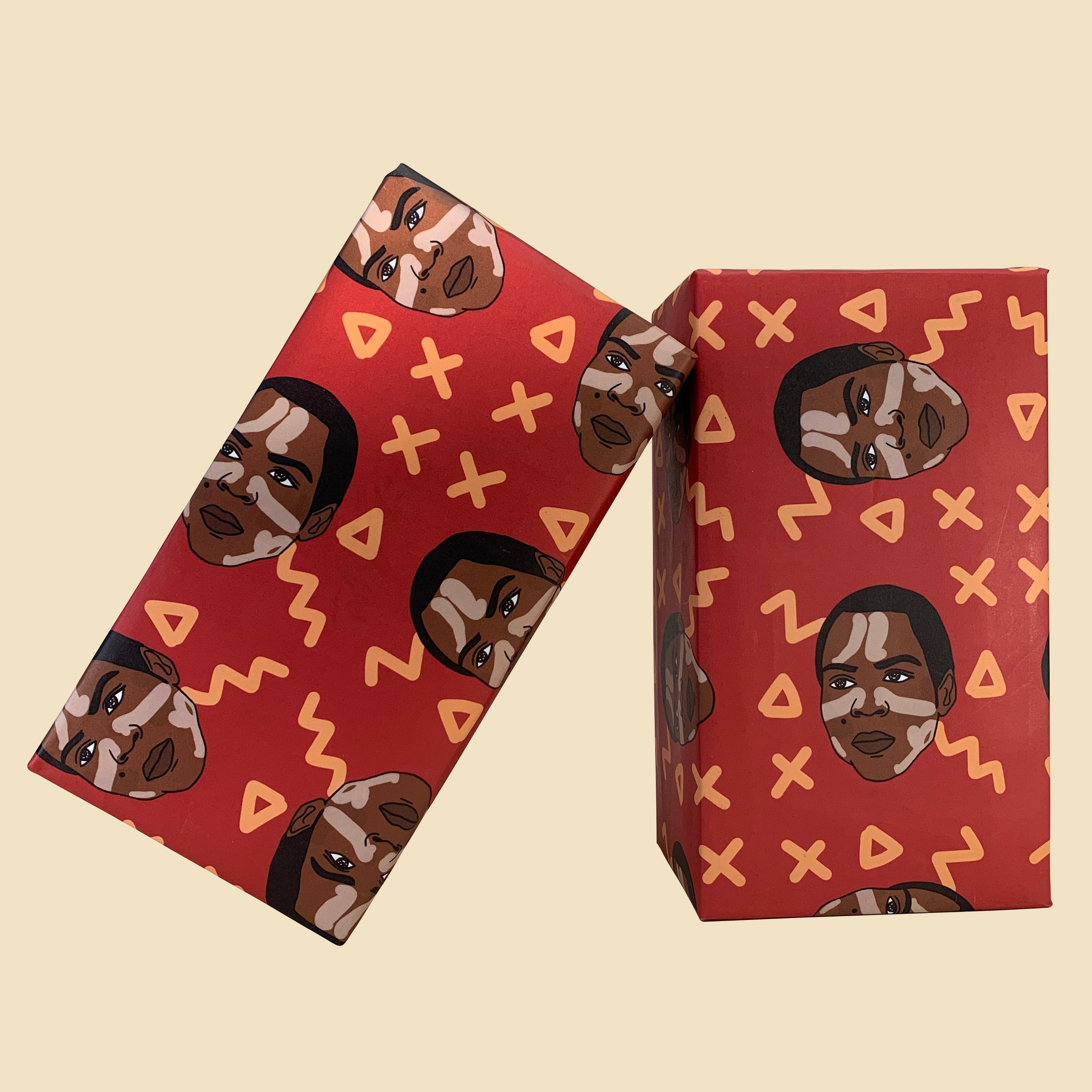 Miriam Makeba Wrapping paper