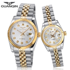 GUANQIN Couple Watch - mihwatches