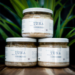 Australian Little Tuna - Spring Water