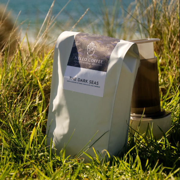 The Dark Seas Hello Coffee The Daily Blend - 1kg Beans