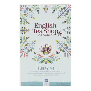 English Tea Shop - Sleepy Me