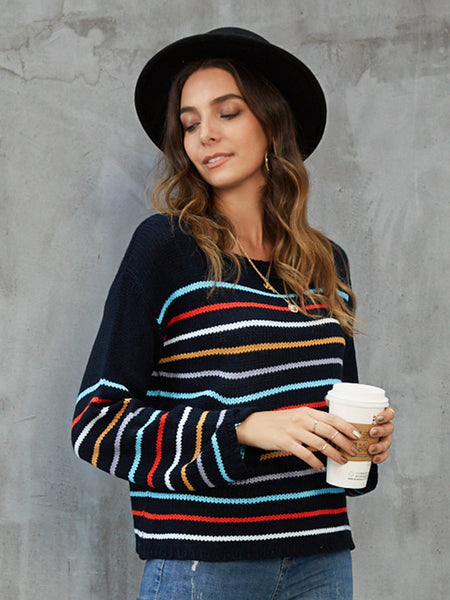 Knitted Casual Sweater