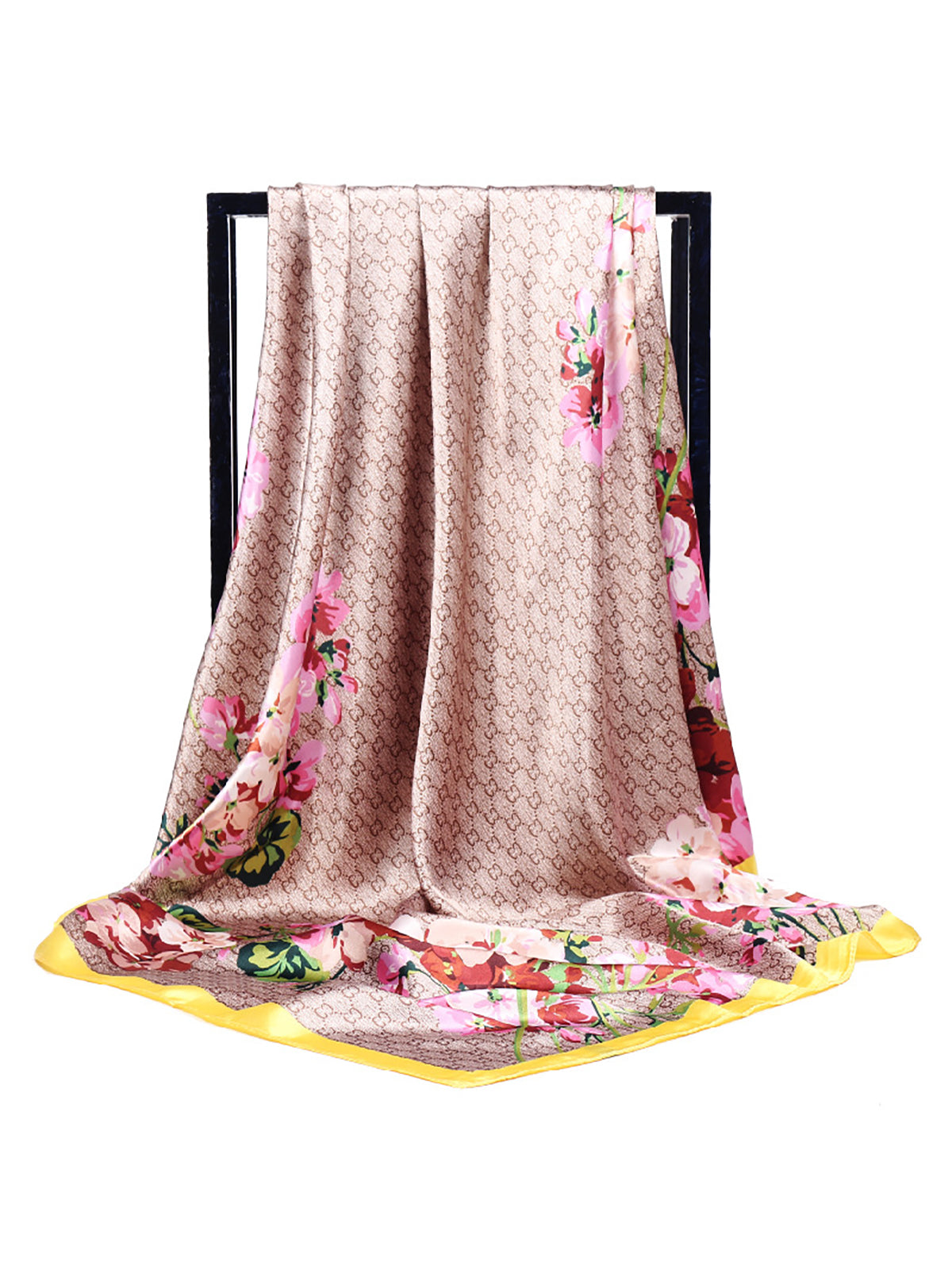 Floral Party Scarves & Shawls