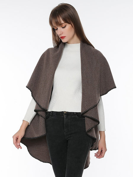 Solid Cashmere  Shift Scarves