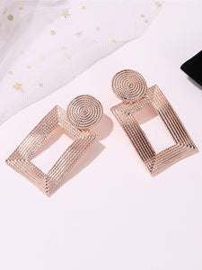 Alloy Holiday Casual Earrings