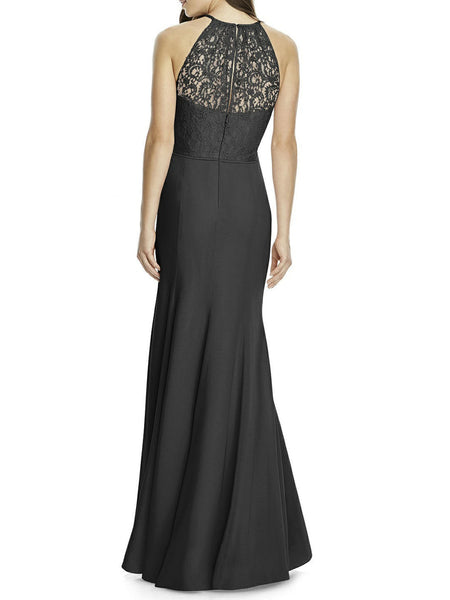 Guipure Lace Elegant Maxi Dress