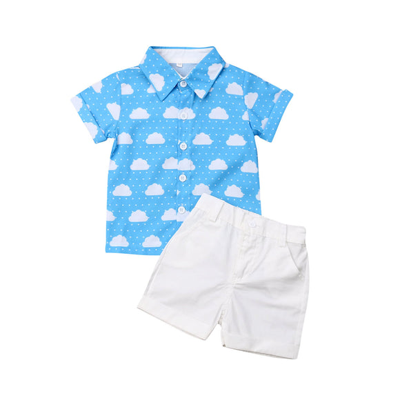 Summer | Kid | Boy | Tod | 2-Piece - Tods Bay