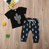 Baby Boy | Set | 2-Piece | Cactus - Tods Bay
