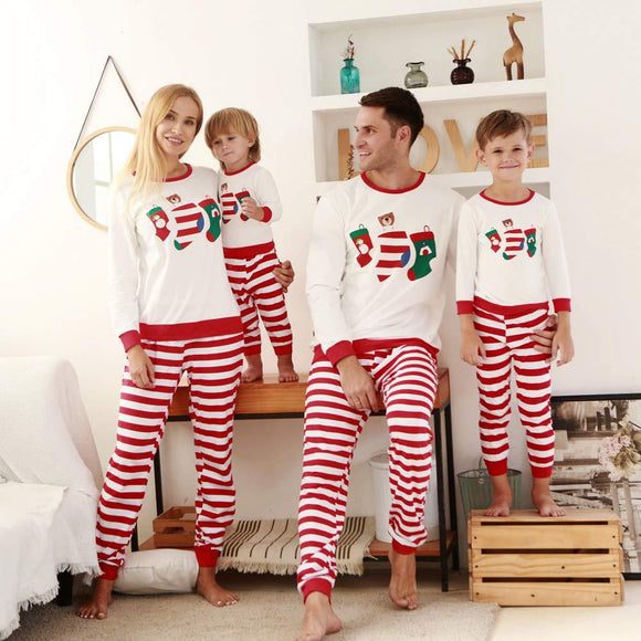 Mother | Father | Family | Matching | Xmas | Pajamas