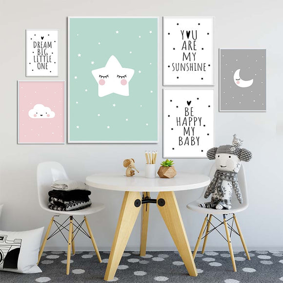 Canva | Nursery Quotes | Poster | Picture