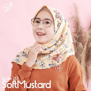 Hijab lasercut i33 100rb/3pc
