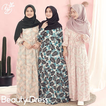 Muat gambar ke penampil Galeri, BEAUTY dress (pilih warna)