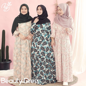 BEAUTY dress (pilih warna)