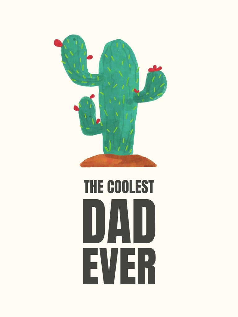 For The Coolest Dad