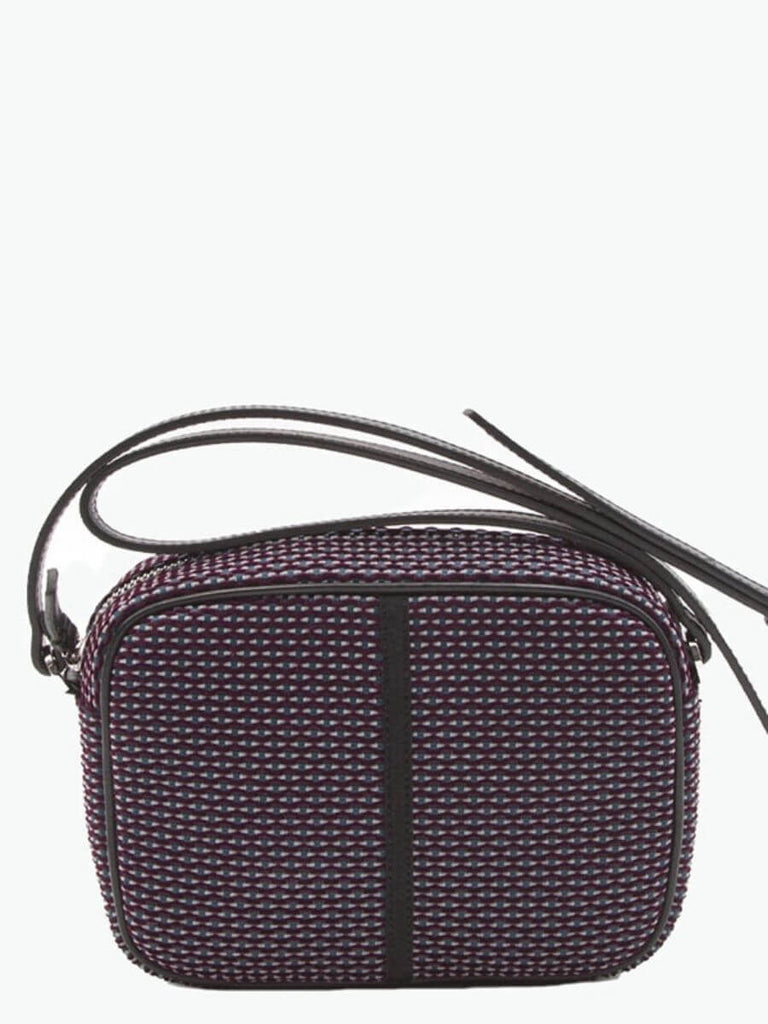 Margherita Velvet Tweed Crossbody