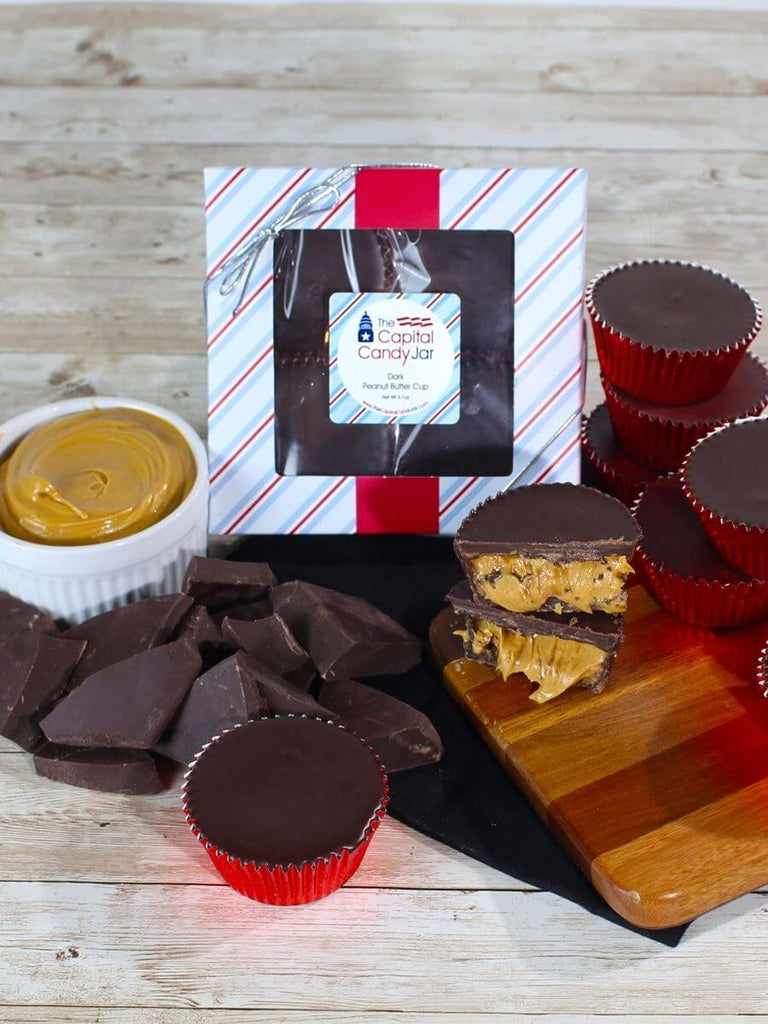 Giant Peanut Butter Cup Gift Box