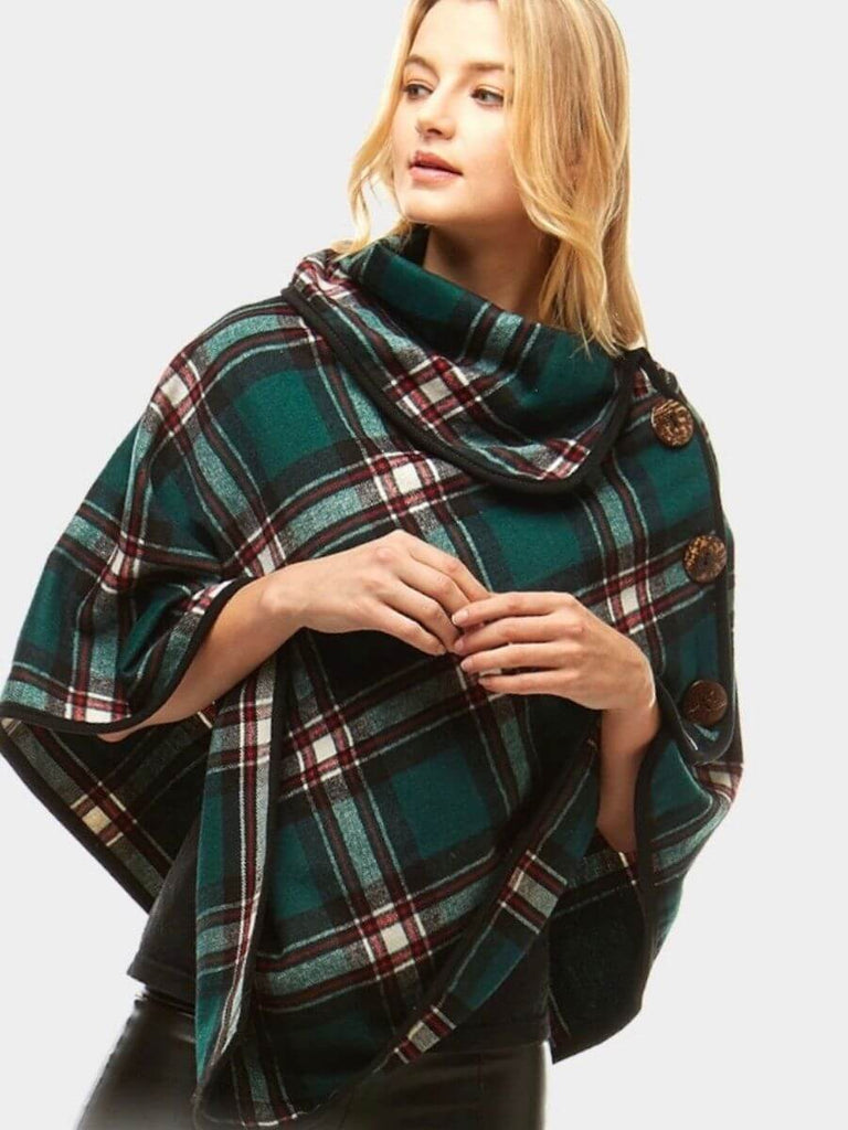 Winter Ponchos