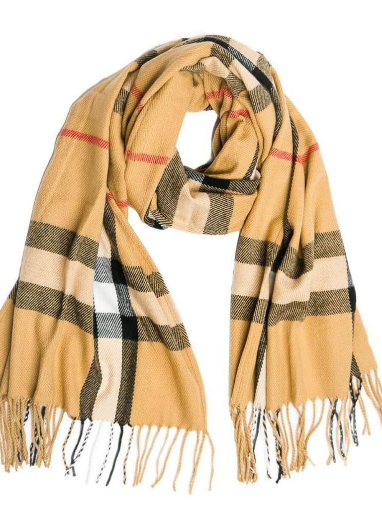Monogrammable scarf