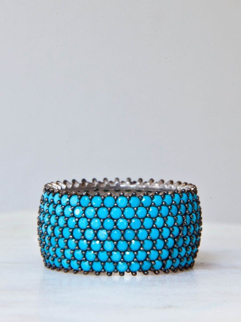 Turquoise - Silver-1