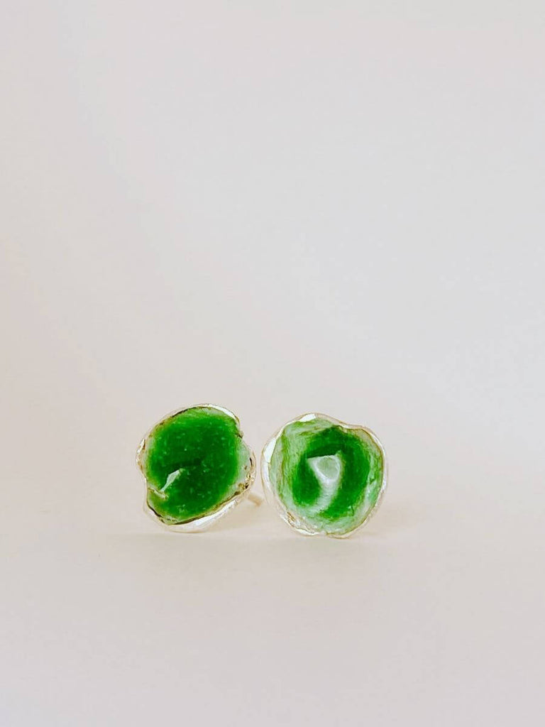 Atoll Stud Earrings