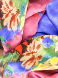 "Silk Long Scarves | 62""x17"""