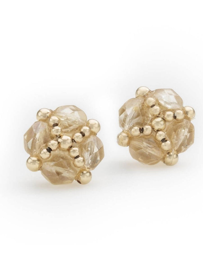 Cluster and Clover Studs (Medium)