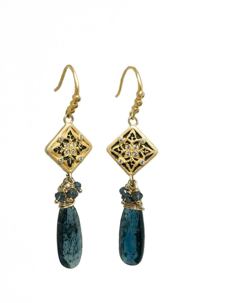 Gold, Silver and Gemstone Dangles