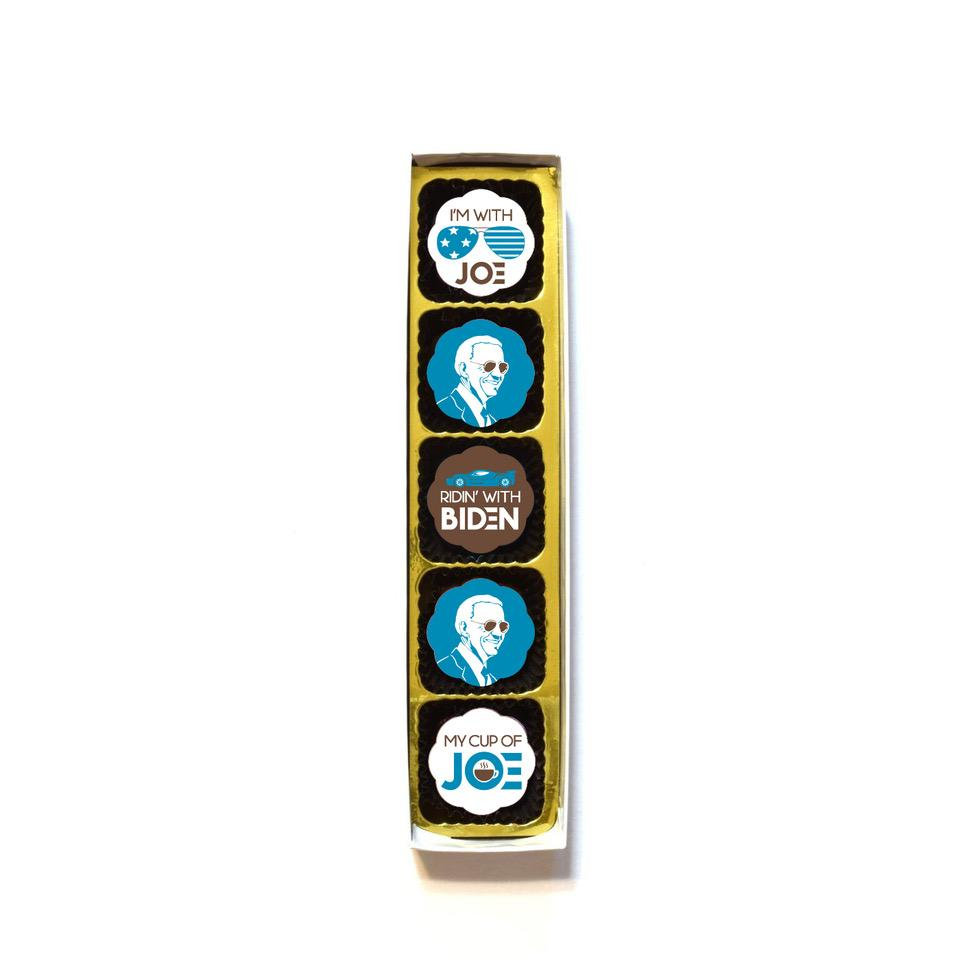 Joe Biden Chocolates
