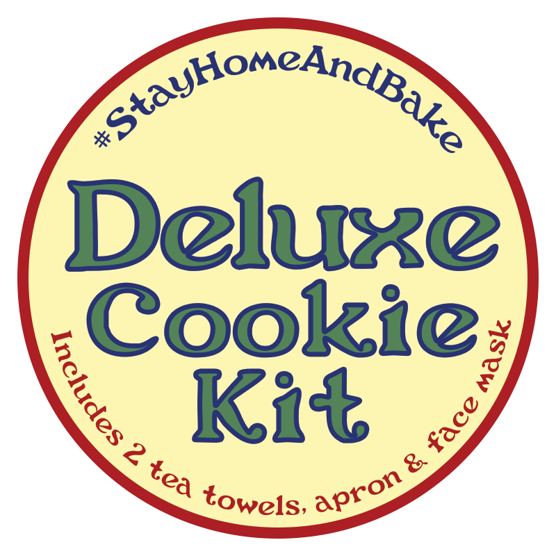 Deluxe Gingerbread Cookie Kit