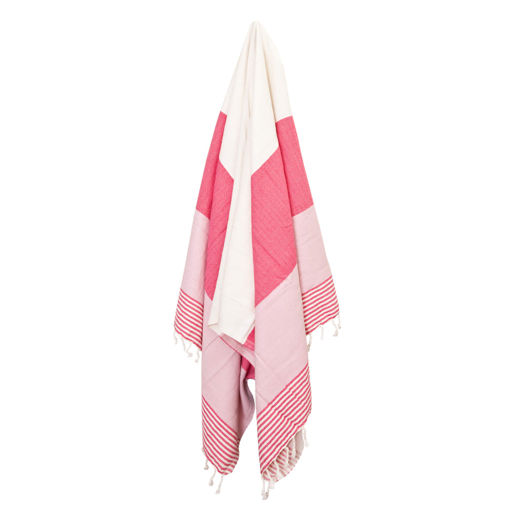 3 Color Luxury Turkish Towel
