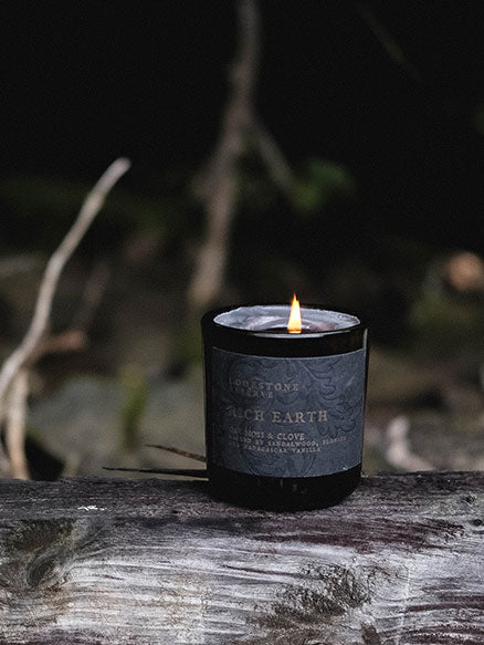 Rich Earth Candle