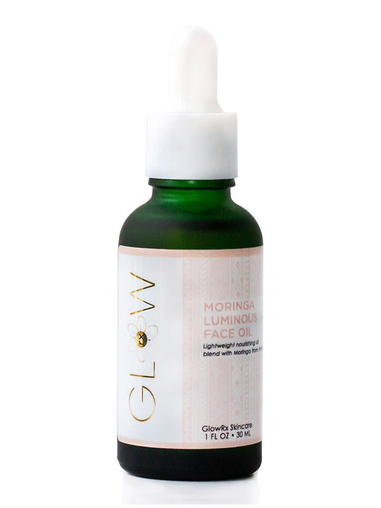 Moringa Luminous Face Oil