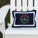 Junior League of Washington Lumbar Pillow