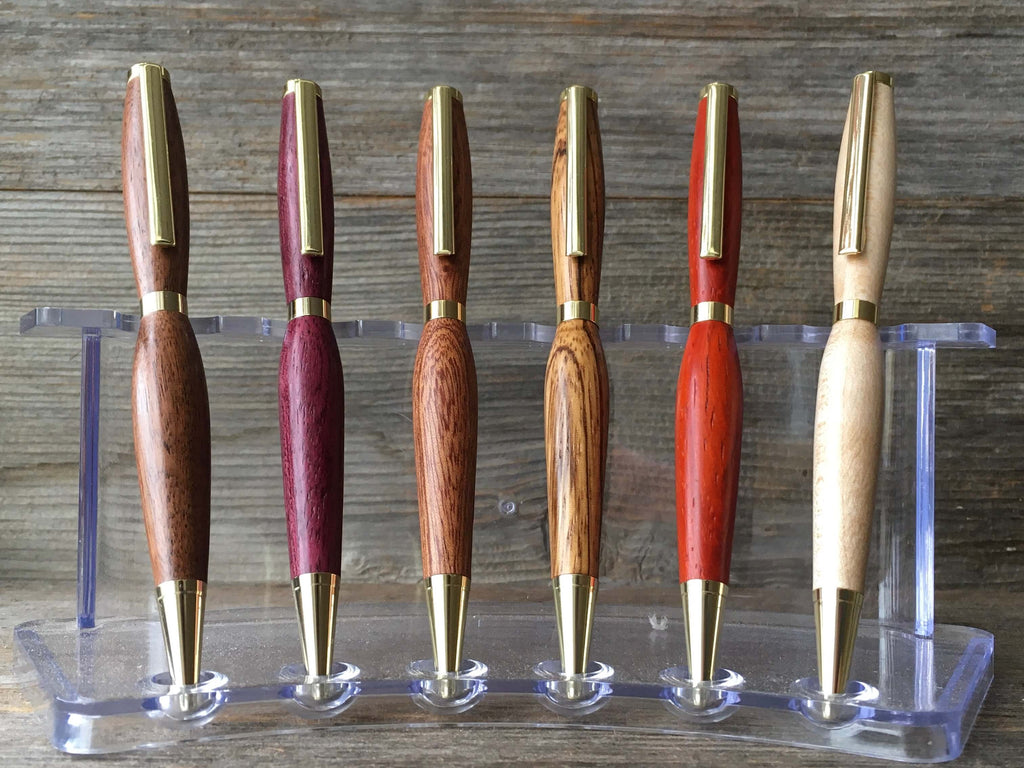 Hand-Turned Pen - Slimline