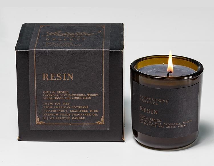 Resin - Lodestone Candles of Kent & Co.