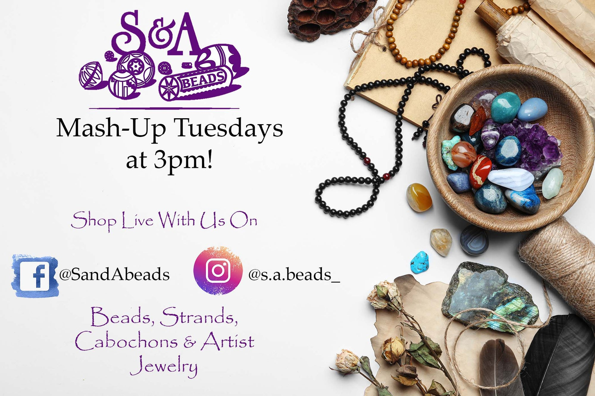 Shop Event - Tuesday Mash-Up @3pm