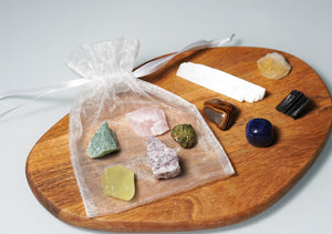 """The Right Environment"" Crystal Kit - crystalsbysabeads.com"
