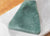 Blue Green Jadeite Triangle - crystalsbysabeads.com