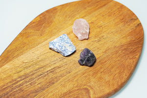 """The Power of Three"" Crystal Kit - crystalsbysabeads.com"