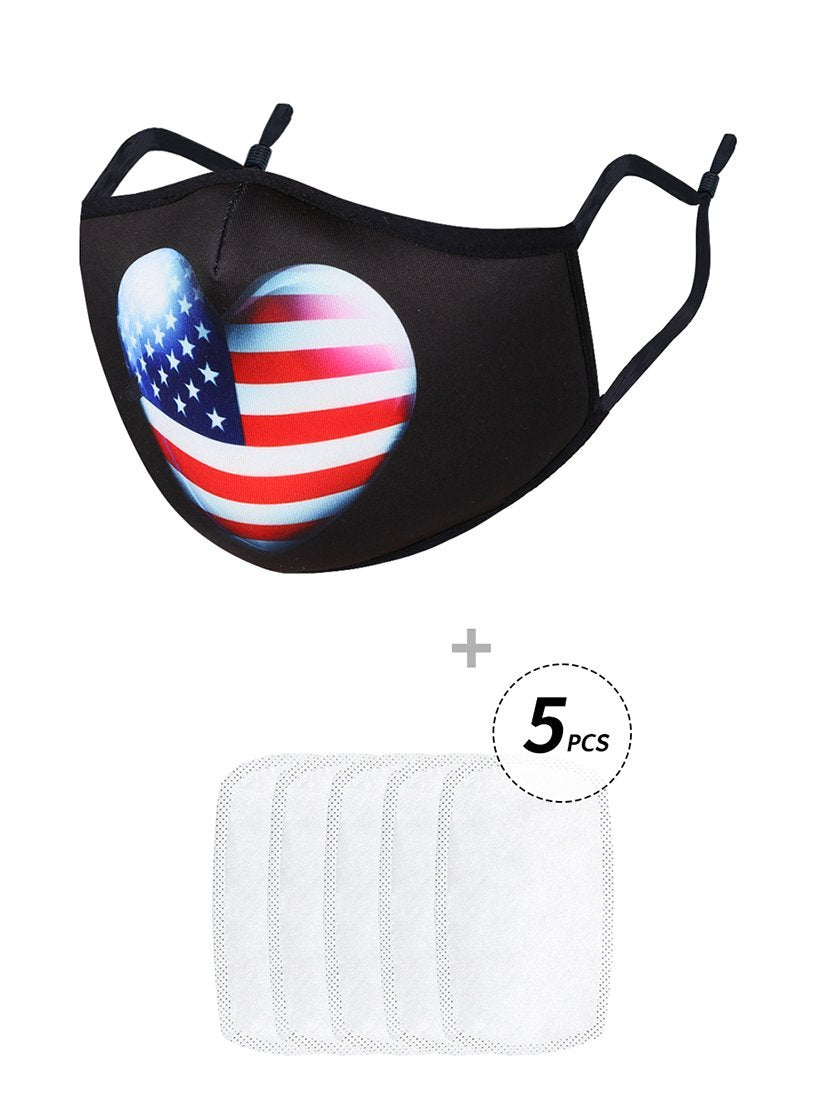For Excellent Breathability & Extra Comfort Flag