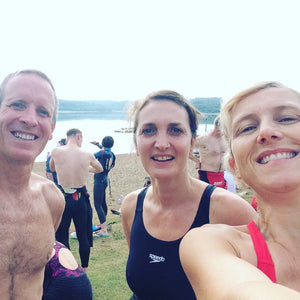 Plant Belles open water swimming team - 2020 update...