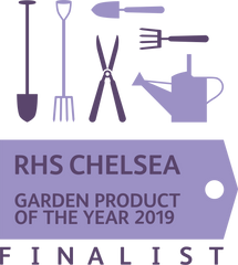 RHS Chelsea Garden of the Year logo