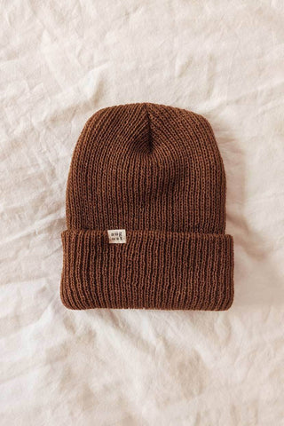 Tuque - Marron
